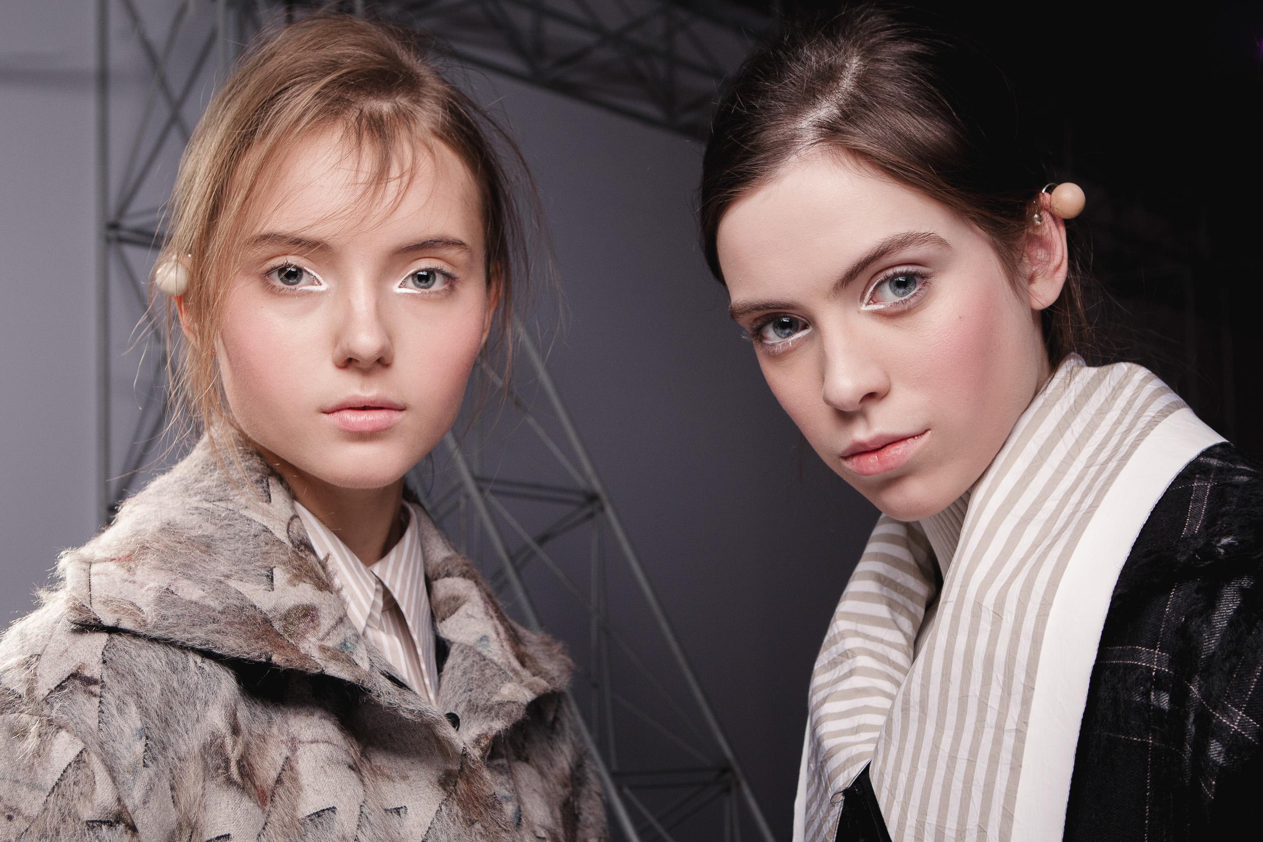 Как повторить макияж с показа Litkovskaya-320x180