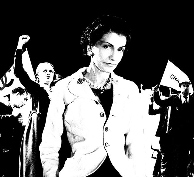 ВИДЕО: история бунтарской натуры Габриэль Шанель-320x180