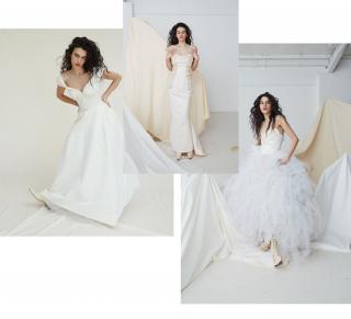 Вивьен Вествуд выпустила коллекцию свадебных платьев