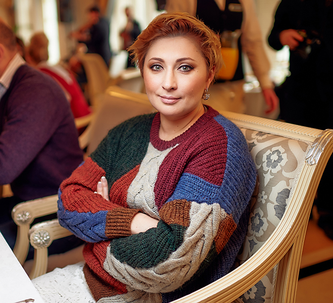 Завтрак Marie Claire и InterContinental Kyiv в ресторане Comme Il Faut-320x180