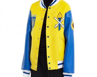 Opening Ceremony выпустили куртку с украинской символикой-430x480