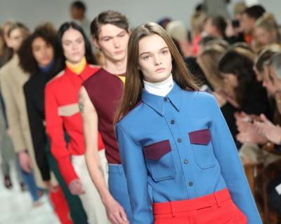 Ода Америке: Calvin Klein AW'17-430x480