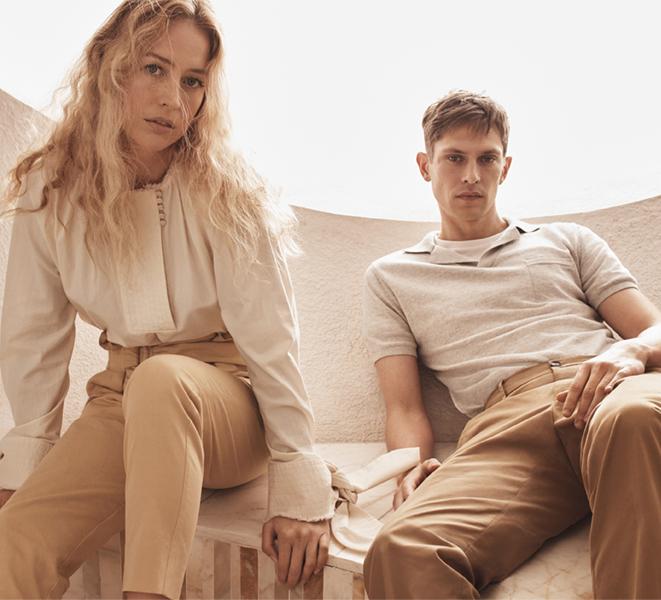 Mango выпустили экологичную коллекцию одежды-320x180