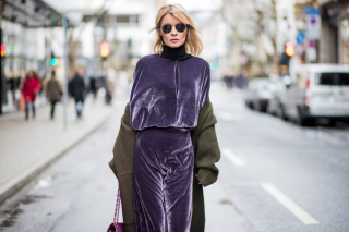 Как носить платья зимой: 12 лучших образов