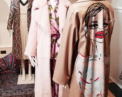 Украинские дизайнеры представили свои работы на London Fashion Week-430x480