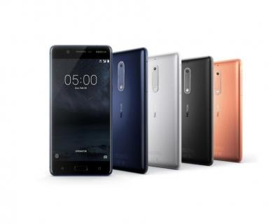 Nokia представила три новых смартфона и свою обновленную легенду-430x480