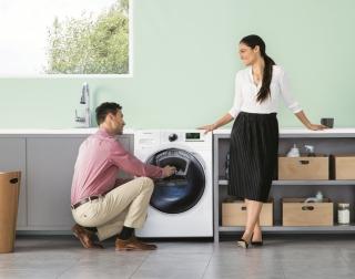 Выбор MC: стиральные машинки Samsung с функцией AddWash