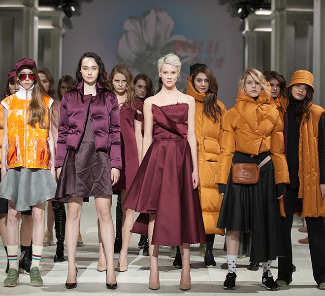 Новая коллекция Marchi в рамках Ukrainian Fashion Week-320x180