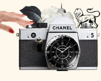 Chanel сняли видеоролик о Коко Шанель, часах и времени-430x480