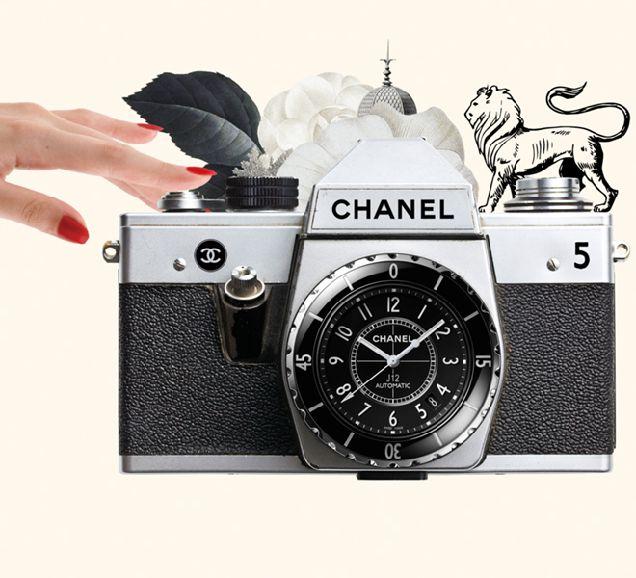 Chanel сняли видеоролик о Коко Шанель, часах и времени-320x180