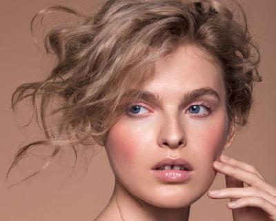 Розовые акценты в макияже-430x480