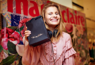 Вечеринка – закрытие проекта Shoes First Marie Claire в ЦУМ