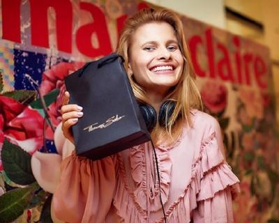 Вечеринка – закрытие проекта Shoes First Marie Claire в ЦУМ-430x480