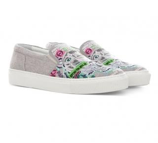 Тренды сезона в новой коллекции обуви Kenzo