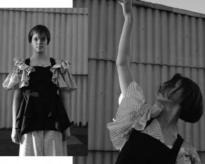 Apache Crew танцуют в новой коллекции URBAN LL ОТ LITKOVSKAYA-430x480