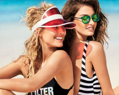 #GirlGang: пляжная коллекция Calzedonia 2017-430x480