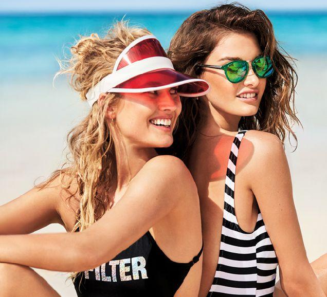#GirlGang: пляжная коллекция Calzedonia 2017-320x180