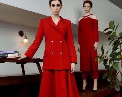 Украинский бренд ANNA YAKOVENKO представил лукбук весенней коллекции-430x480