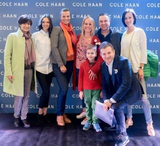Открытие магазина Cole Haan в Киеве