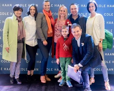 Открытие магазина Cole Haan в Киеве-430x480