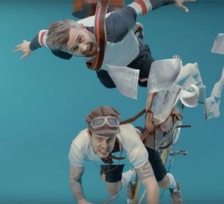 Премьера дня: группа5'nizza выпустила клип на песню «Самолет»