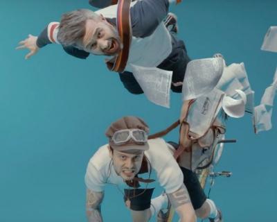 Премьера дня: группа5'nizza выпустила клип на песню «Самолет»-430x480