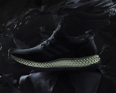 Adidas начинают массовый выпуск кроссовок, напечатанных на 3D-принтере-430x480
