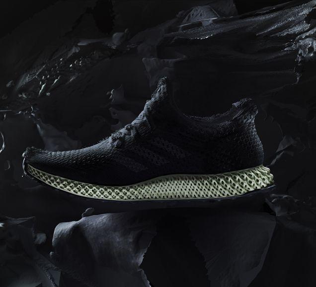Adidas начинают массовый выпуск кроссовок, напечатанных на 3D-принтере-320x180