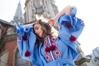 Вышиванки-обереги этно-бренда Varenyky Fashion