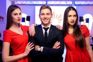 В Украине представили смартфоны Huawei P10 и P10 Plus