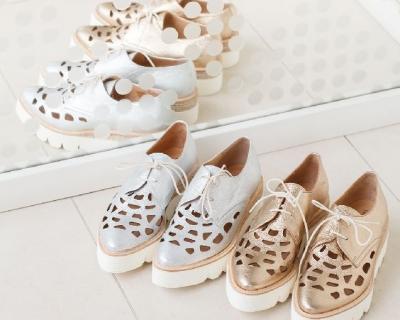 Новая коллекция обуви Laura Bellariva-430x480