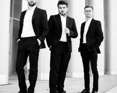 Новое слово украинской музыки: The Red Woods Trio-430x480