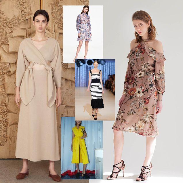 Выбор Marie Claire: 20 идеальных платьев на весну от украинских дизайнеров-320x180