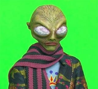 В новом кампейне Gucci снялись инопланетяне