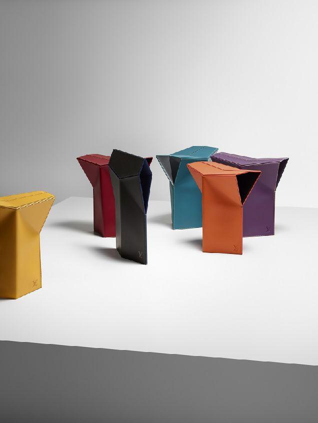Коллекция предметов интерьера Louis Vuitton-320x180