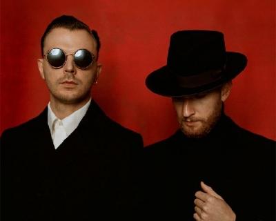 Британцы Hurts дадут два концерта в Украине-430x480
