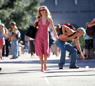 Блондинка в законе: 10 лучших цитат Эль Вудс