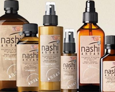 Косметика для волос Nashi Argan-430x480
