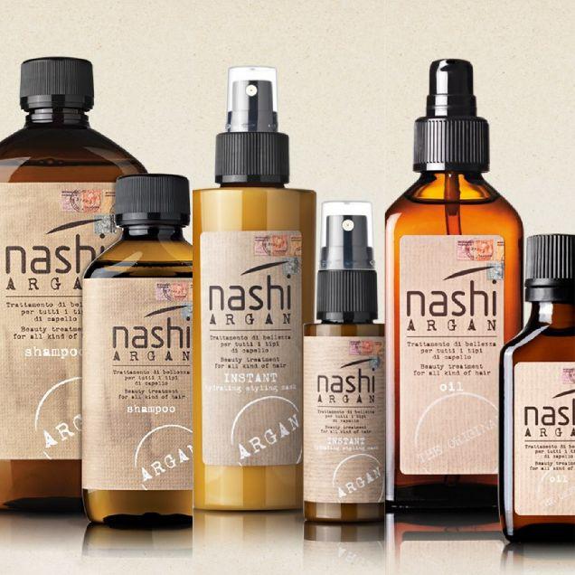 Косметика для волос Nashi Argan-320x180