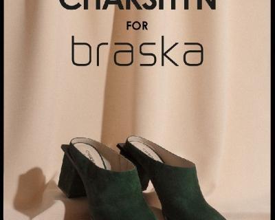 Рекламная кампания обуви CHAKSHYN for BRASKA-430x480