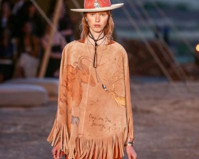 Женское шаманство: круизная коллекция Dior-430x480