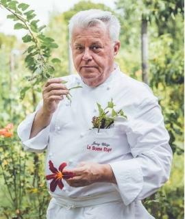 Интервью с французским шеф-поваром Жани Глейзом