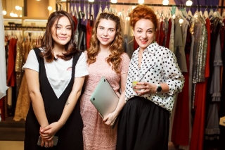Весенний Pop Up Store POUSTOVIT в шоуруме Oh My Look!