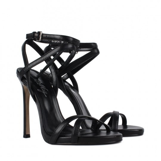 Точное попадание: как правильно подобрать обувь к платью-Фото 12
