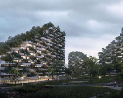 В Китае строят самый экологически чистый город в мире-430x480