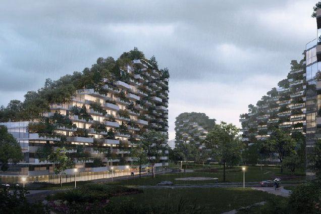 В Китае строят самый экологически чистый город в мире-320x180