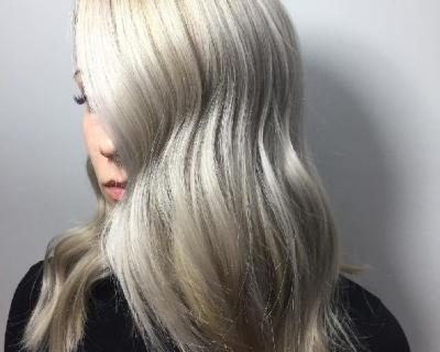 Новый Instagram-тренд: жемчужные волосы-430x480