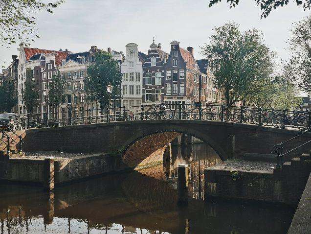Бесплатный Амстердам: Город с крыш, розовые фламинго и дегустация сыров-320x180