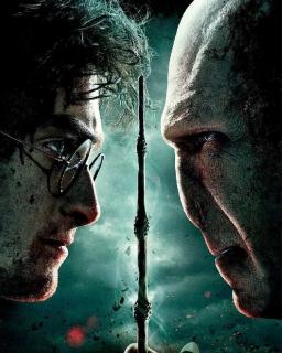 Книгам о Гарри Поттере 20 лет: яркие моменты в гифках