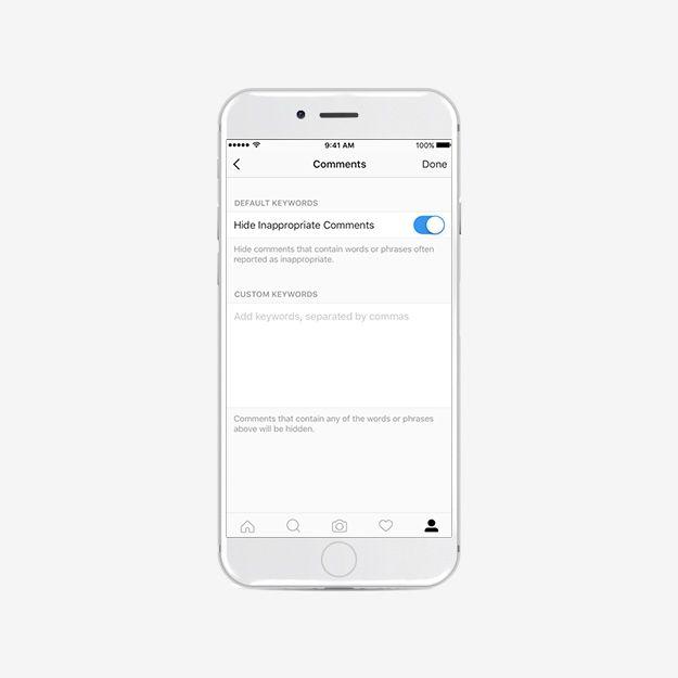 В Instagram появился фильтр против спама-320x180